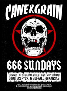 666 Sundays.